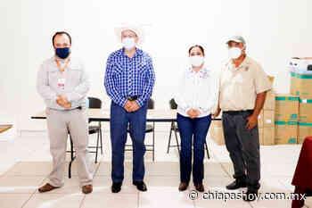 Refuerza la SAGyP vigilancia zoosanitaria en Chiapas - ChiapasHoy