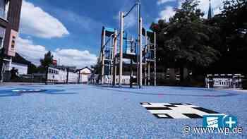 Menden: Erster digitaler Spielplatz steht vor der Eröffnung - Westfalenpost