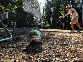Grenzach-Wyhlen: Boule mit Musik - Grenzach-Wyhlen - www.verlagshaus-jaumann.de