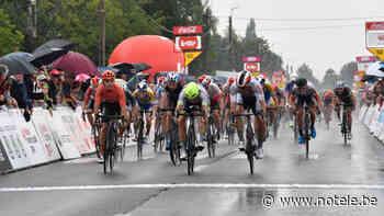Frasnes-Lez-Anvaing rejoint Templeuve sur le parcours du Tour de Wallonie 2020 - Notélé