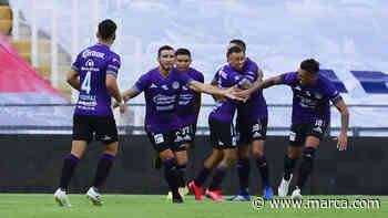 El Mazatlán FC le 'arrebata' el triunfo al Querétaro en La Corregidora - Marca Claro México