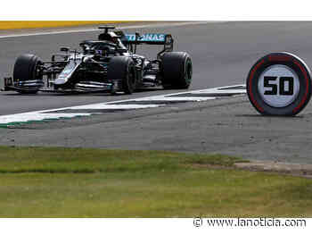 F1: Dramático triunfo de Hamilton en el GP de Inglaterra - La Noticia