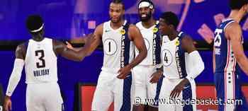 Una actuación histórica de TJ Warren le da el triunfo a los Pacers contra los Sixers de Embiid - Blog de Basket