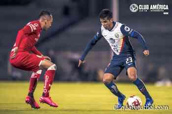 Guatemalteco López titular en el triunfo del América - Guatefutbol.com
