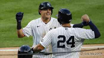 Grand Slam de Gio Urshela le da el triunfo a Yankees sobre Red Sox - AS USA