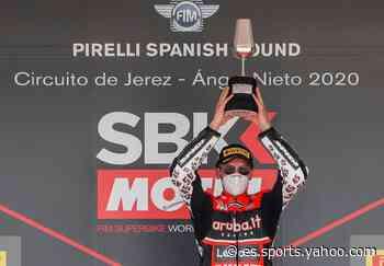 Scott Redding logra su primer triunfo en el Mundial de Superbikes - Yahoo Eurosport ES