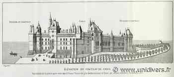 Visite guidée Sur les traces du château médiéval de Creil Musée Gallé-Juillet et Archives samedi 19 septembre 2020 - Unidivers