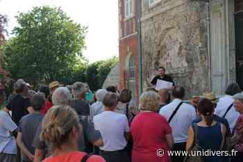 Le château de Creil, visite guidée de Nicolas Bilot vendredi 14 août 2020 - Unidivers