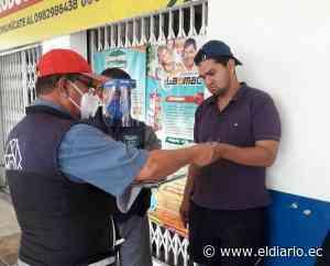 Portoviejo espera que el COE Nacional atienda su pedido de restricciones - El Diario Ecuador