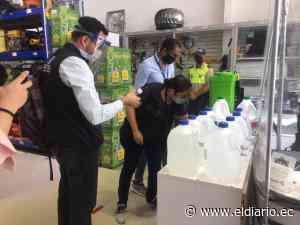 En Portoviejo se decomisan más de mil mascarilla sin registro sanitario - El Diario Ecuador