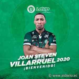 Joan Villarruel se une a Liga de Portoviejo - El Diario Ecuador