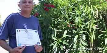 Cet ancien pompier volontaire de Vallauris prépare (déjà) les cadeaux de Noël pour les militaires - Nice-Matin