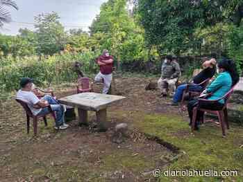Alcalde de Sonzacate visitó comunidades para escuchar de primera mano las necesidades de la población - Diario La Huella
