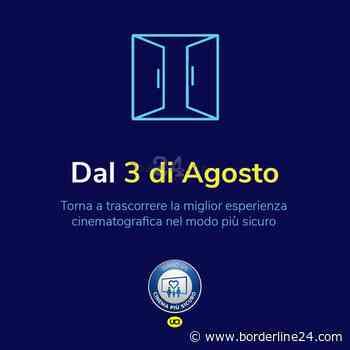 Molfetta, riapre da domani l'Uci cinema - Borderline24 - Il giornale di Bari