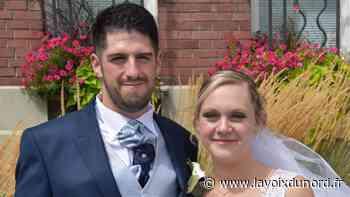 Nieppe : Johny et Justine se sont dit « oui » - La Voix du Nord