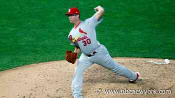 7 Cardinals, 6 Staff Test Positive; Series at Detroit Off