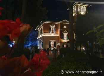 Filottrano, Villa Gentiloni riapre alle soirée. Paolorossi: «Dobbiamo riprenderci in mano vita ed economia» - VIDEO - Centropagina