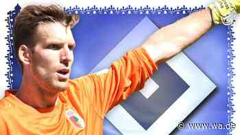 HSV News: Julian Pollersbeck vor Wechsel zu Union Berlin – Trainingsbeginn am Volkspark mit blanker Brust
