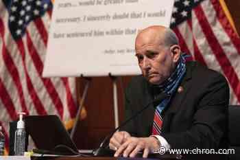 Texas Rep. Louie Gohmert's daughter responds to his coronavirus diagnosis
