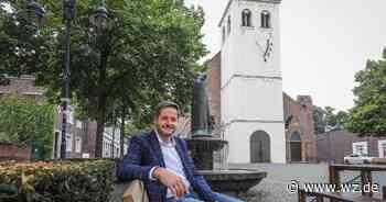 Meerbusch: CDU-Bürgermeisterkandidat Christian Bommers nennt seine fünf Lieblingsorte - Westdeutsche Zeitung