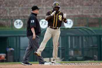 Padres Select Abraham Almonte