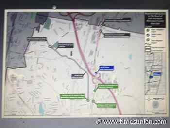 East Greenbush looking at I-90 and Route 151 upgrades
