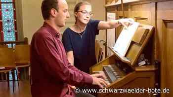 Hechingen - Tadellos auf der Orgel in Szene gesetzt - Schwarzwälder Bote