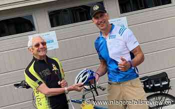 92-year-old blind Niagara Falls resident to participate in 10th and final Ride to Conquer Cancer - NiagaraFallsReview.ca