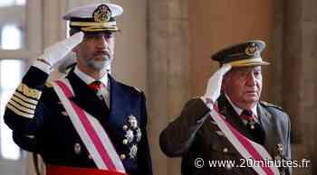 Espagne : L'ex-roi Juan Carlos, soupçonné de corruption, prend le chemin de l'exil - 20 Minutes