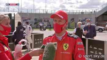 Formel 1 Video: Sebastian Vettel nach Platz zehn in Silverstone enttäuscht - Sky Sport