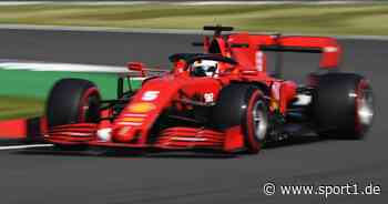 Formel 1: Sebastian Vettel im 3. Training in Silverstone 14. - Bottas 1. - SPORT1