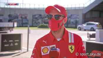 Formel 1 Video: Sebastian Vettel im Interview - Sky Sport