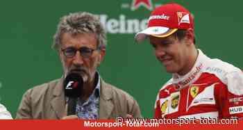 Formel-1-Liveticker: Eddie Jordan würde Sebastian Vettel nicht verpflichten - Motorsport-Total.com