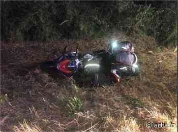 Seine-et-Marne. Accident de moto à Rozay-en-Brie : l'appel à témoins de la gendarmerie - actu.fr