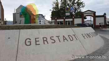 Kreisverkehr Finsterwalde: Buchstaben von Kreisel-Beschriftung geklaut - Lausitzer Rundschau