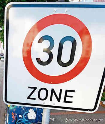 Neustadt: Austraße erhält Tempo-30-Zone - Neue Presse Coburg