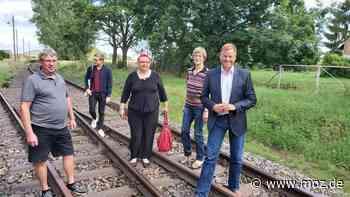 Nahverkehr: Hoffnung für die Bahnstrecke von Neustadt nach Neuruppin - Märkische Onlinezeitung