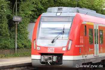 S-Bahn Linie 3: Fahrbahnschaden zwischen Neustadt-Hohenacker und Waiblingen - Verkehrslage - Zeitungsverlag Waiblingen