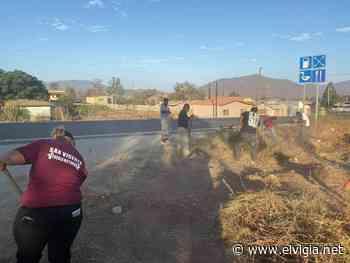Comienza campaña Ensenada limpiecita - El Vigia.net