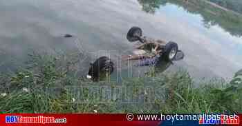 Se ahogan dos en Matamoros al caer a canal en la camioneta donde viajaban - Hoy Tamaulipas