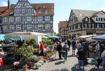Neue Marktordnung gibt den Rahmen vor: Wochenmarkt wird zum Feinkostladen - Schorndorf - Zeitungsverlag Waiblingen