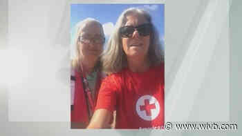 WNY woman shares experience volunteering in Texas with the American Red Cross