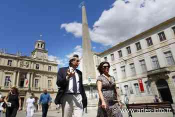 Martine Vassal: « découvrir les projets d'Arles » - Arles info