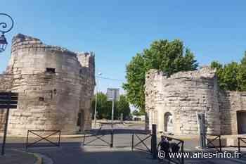 Entrée de ville : la Cavalerie fait peau neuve - Arles info