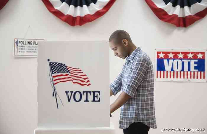 The Primary Is Tomorrow: Statewide Turnout Is High, King County Is Still Lagging