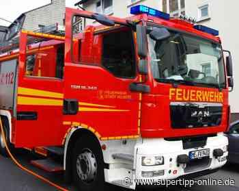 Ein Verletzter bei Kellerbrand in Langenberg - Velbert - Supertipp Online