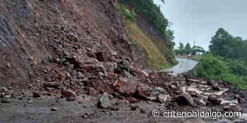 Alertan sobre derrumbes en vías de Tepeji del Río - Criterio Hidalgo