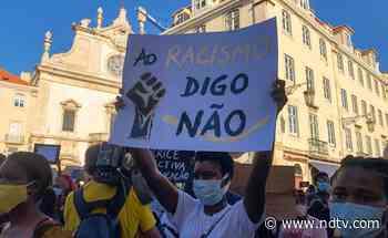 """""""Racism Kills"""": Hundreds Protest After Black Actor Shot Dead In Portugal - NDTV"""
