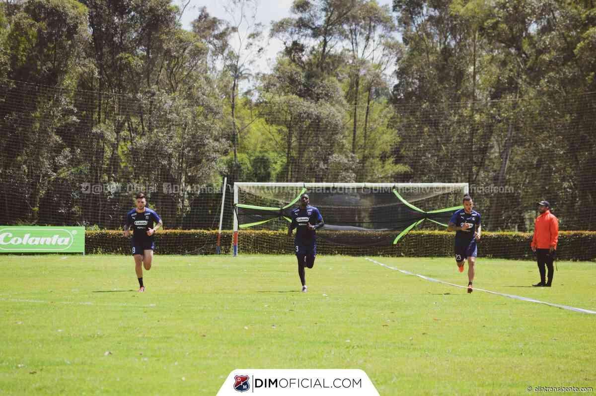 Alerta, Boca: los jugadores de Independiente Medellín hablaron de su estado físico - El Intransigente
