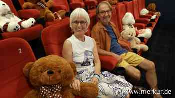 Dorfen: Teddybären als Filmfreunde: So sorgt s'Kino in Dorfen für Abstand - Merkur.de